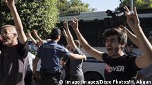 NGOs protestieren gegen die türkische Migrationspolitik