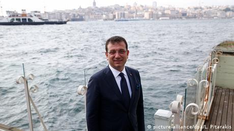 Ιμάμογλου: Έναν χρόνο δήμαρχος της Κωνσταντινούπολης