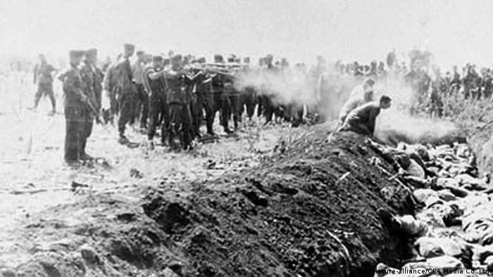 Расстрелы в Бабьем Яру, 1941 год