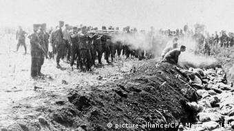 За два дні, 29 і 30 вересня 1941 року, на околиці Києва німецькі нацисти розстріляли 33 771 людину.