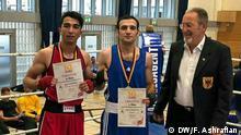 Deutschland Baden-Württemberg Meisterschaft Boxen | Ehsan SEPAHVANDI