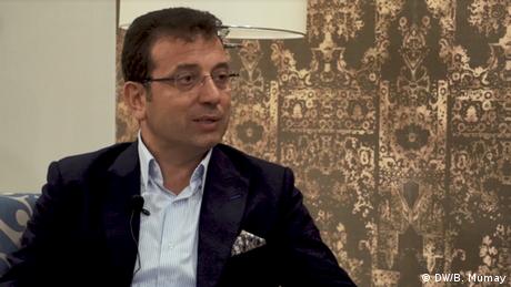 Εκρέμ Ιμάμογλου: Είμαστε στην αρχή μιας μακράς διαδικασίας