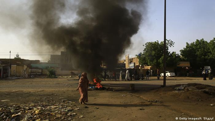 Unruhen im Sudan