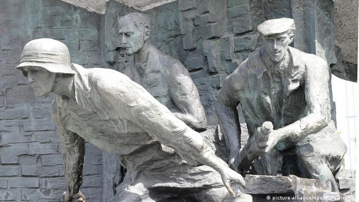 Памятник участникам Варшавского восстания