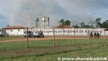 Brasilien Gefängnis in Altamira
