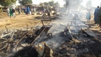 DW Still Boko Haram kill 65 people at funeral in Nigeria