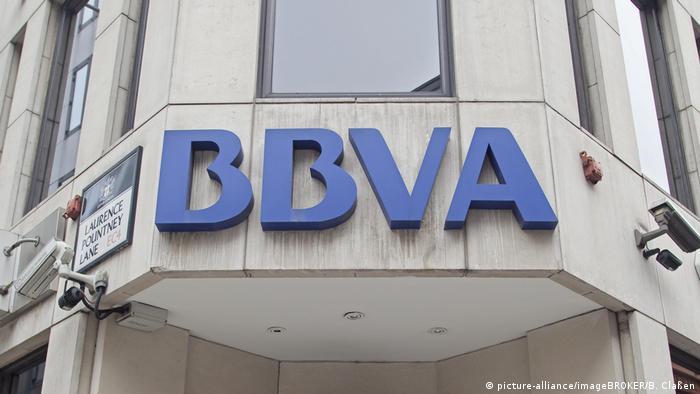 Bank BBVA logo