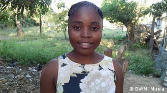 Mosambik: Irene Lourenço Paulino Studentin aus Quelimane