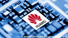 27.11.2017, China, Ji'nan: --FILE--A chip of Huawei is seen in Ji'nan city, east China's Shandong province, 27 November 2017. Huawei Technologies Co Ltd said on Tuesday (23 July 2019) it plans to invest 3 billion yuan ($436 million) over the next five years to build an ecosystem for its ARM-based server chips as the Chinese company beefs up its prowess in semiconductors. Foto: Da Qing/Imaginechina/dpa |