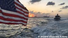 Symbolbild: US Marine im Persischen Golf