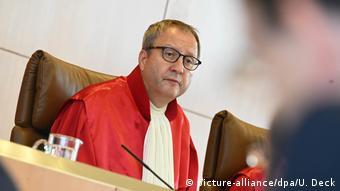 Urteil zur Europäischen Bankenunion (picture-alliance/dpa/U. Deck)