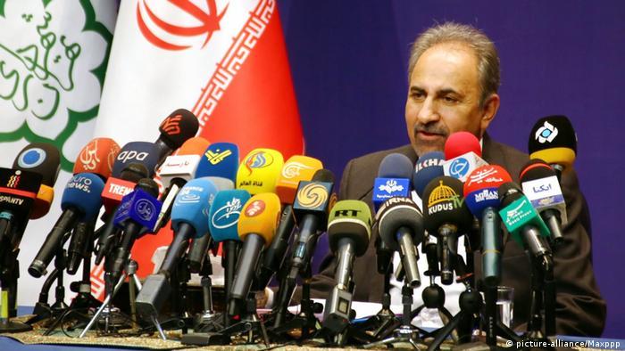 Mohammad Ali Najafi