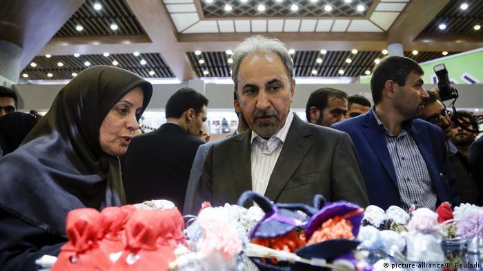 Iran: Mohammad-Ali Najafi (picture-alliance/R. Fouladi)