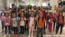 Spanien, Madrid: Hilfsprogramm für Tschernobyl-Kinder