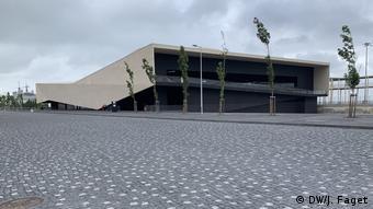 Новий термінал для круїзних лайнерів у Лісабоні