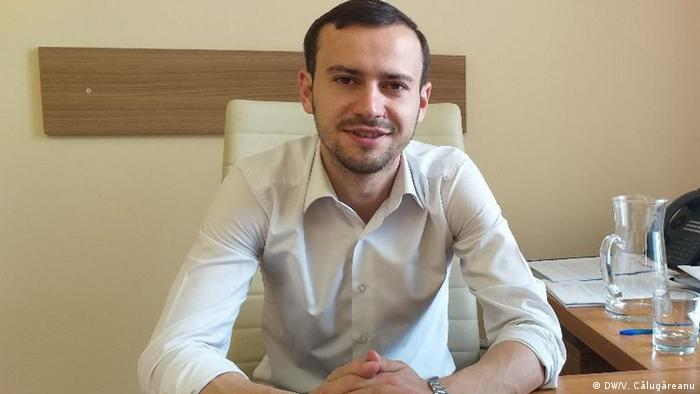 Republik Moldau Dinu Plîngău