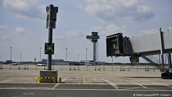 BER airport (Getty Images/AFP/T. Schwarz)