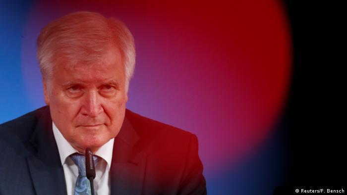 Federalny minister spraw wewnętrznych Horst Seehofer