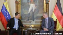 Deutscher Botschafter in Venezuela Daniel Kriener