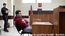 Russland Nach Protest in Moskau: Mehr als 60 Demonstranten und Kremlkritiker verurteilt | Ilya Yashin