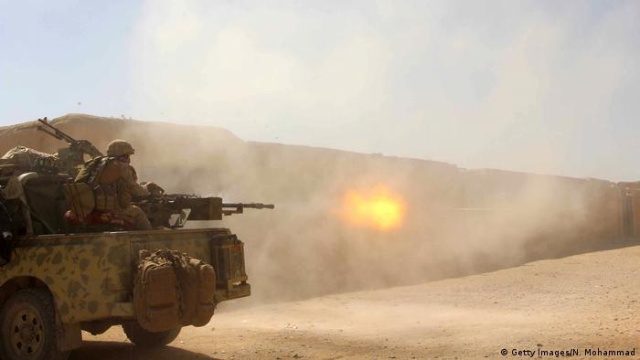 Unruhen in Afghanistan