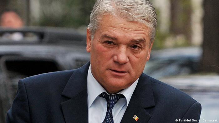 Rumänischer Innenminister Nicolae Moga