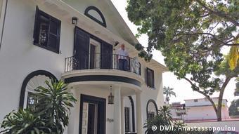 Η ελληνική πρεσβεία στο Καράκας