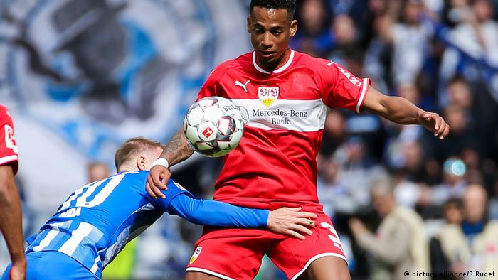 Hertha BSC Berlin - VfB Stuttgart (picture-alliance/R.Rudel)