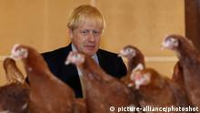 Boris Johnson zu Besuch in Wales