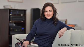 Gabriela Mirescu Gruber (Stelian Pavalache)