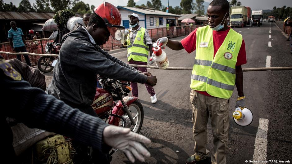 La peur d'une nouvelle épidémie gagne Goma