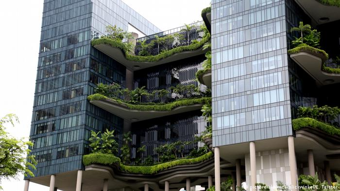 Singapur Park Royal Hotel (picture-alliance/blickwinkel/E. Teister)