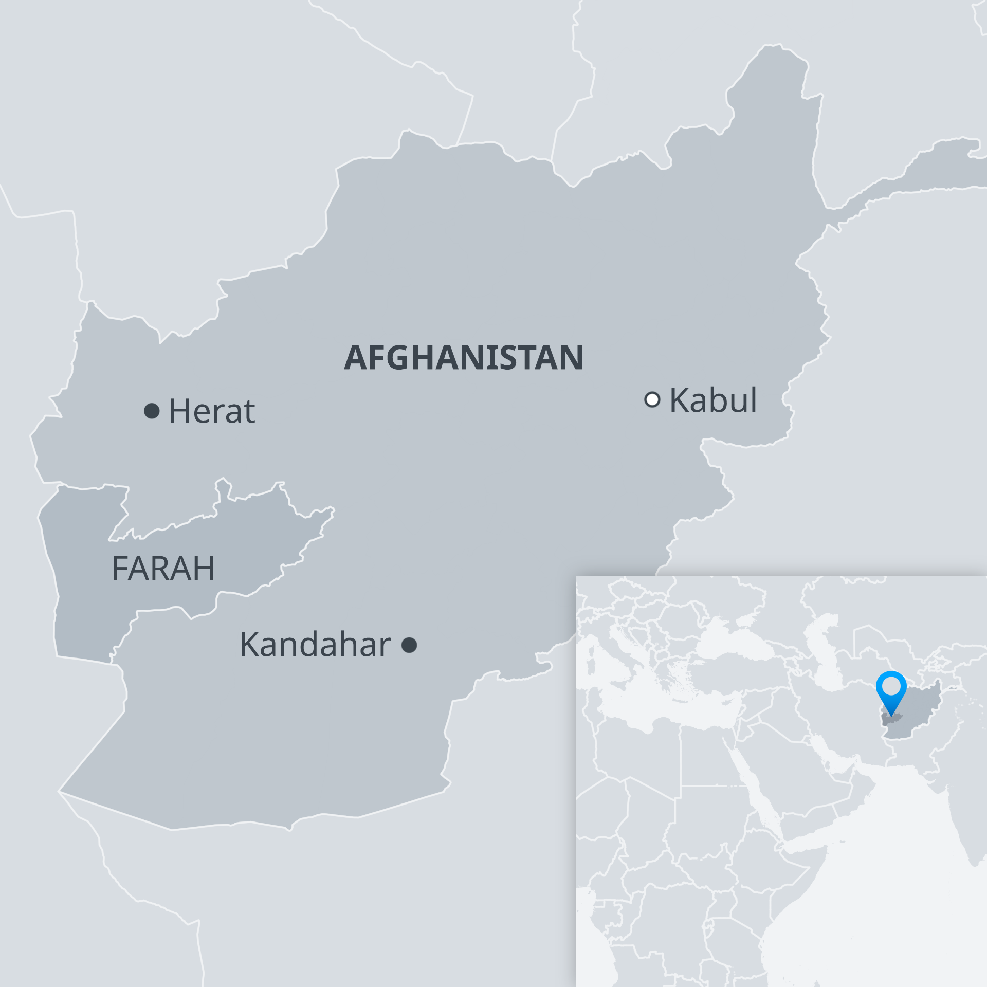 Afghanistan: Dozens killed after bus hits ′Taliban′ bomb | News | DW