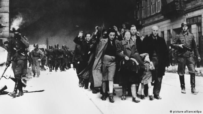 Aufstand im Warschauer Ghetto