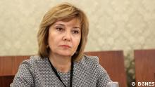 Galia Todorova, Direktorin der bulgarischen Einkommensbehörde