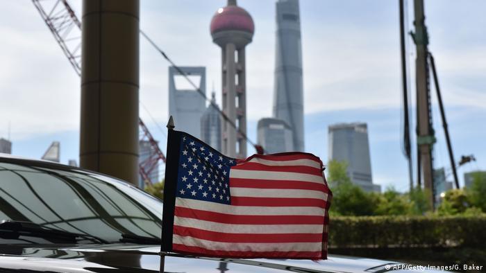 Handelsstreit zwischen China und den USA (AFP/Getty Images/G. Baker)