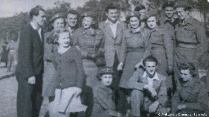 Polen im Displaced-Person-Lager Maczków in Niedersachsen (ca. 1945 bis 1948)