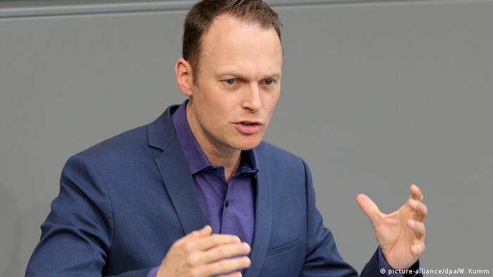 Der Grünen-Politiker Kai Gehring (Foto: picture-alliance/dpa/W. Kumm)