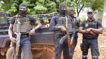 Mali Armee FAMA (DW/R. Guezodje)