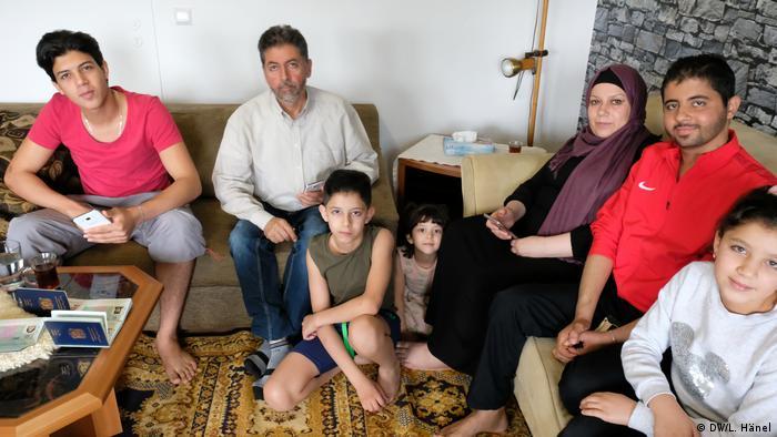Reportage über die Familie Alsukhili