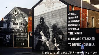 Εμφανή τα ίχνη του παρελθόντος στο Μπέλφαστ της Β.Ιρλανδίας