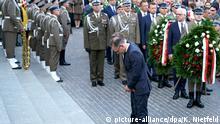 Polen Gedenkfeiern zum Beginn des Warschauer Aufstandes | Heiko Maas