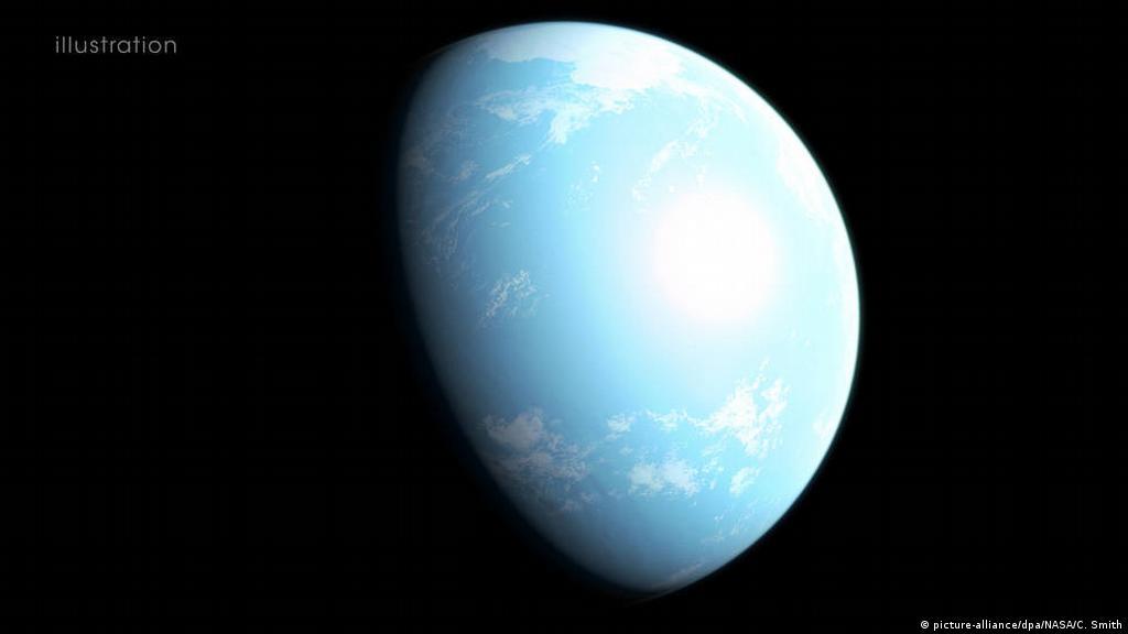 Bewohnbarer Planet Entdeckt Aktuell Welt Dw 31072019