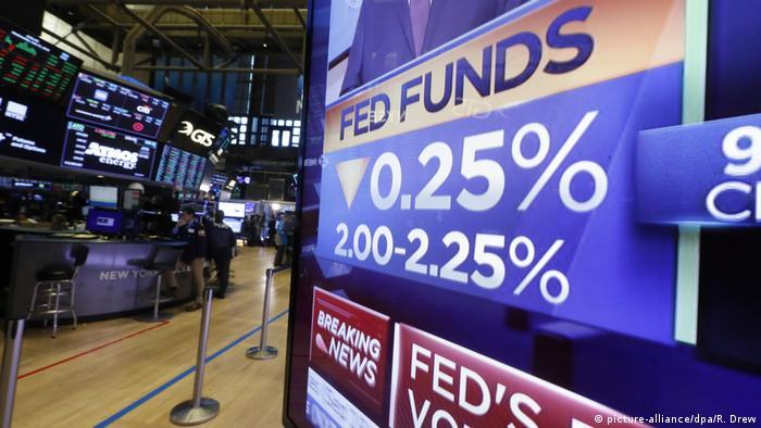 USA Trump kritisiert Zinssenkung der US-Notenbank als unzureichend
