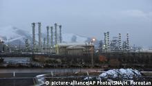 Iran Arak Nuklearanlage