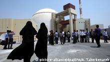 Iran Atomkraftwerk Buschehr