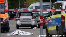 Mann in Stuttgart getötet