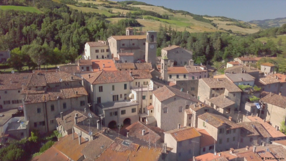 The hotel village Portico di Romagna in Italy | Euromaxx - Lifestyle in Europe | DW | 05.08.2019
