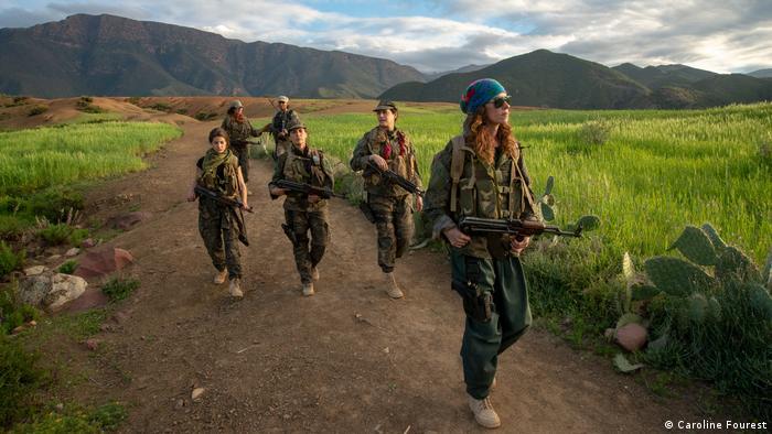 Film Soeurs d'Armes Waffenschwestern (Caroline Fourest)
