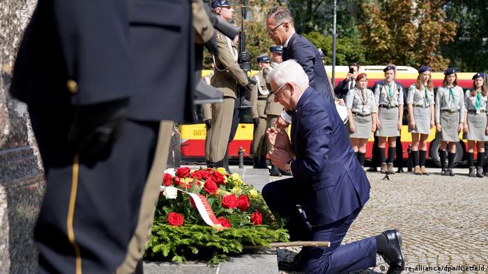 75. Jahrestag Warschauer Aufstand